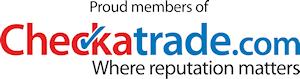 Proud members of Checkatrade.com