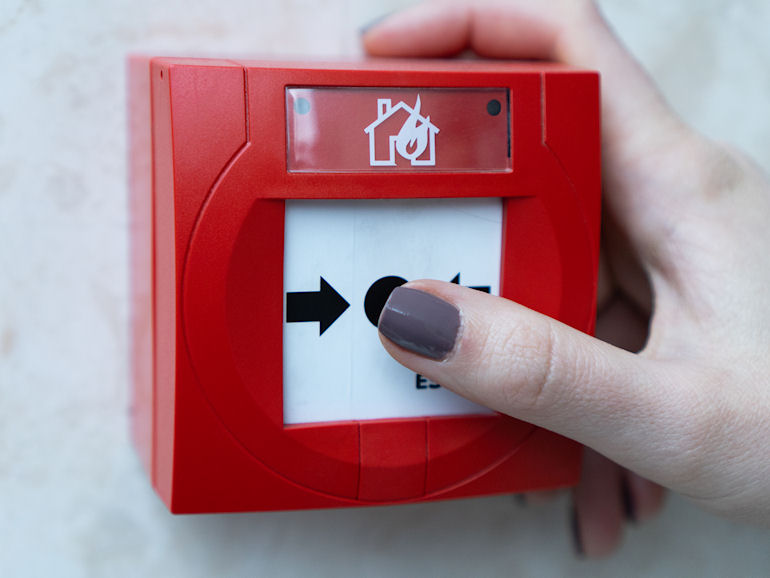 Fire Alarms - Manual Call Point
